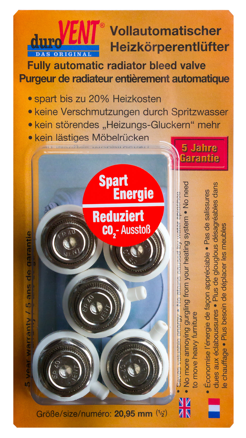durovent verpackung